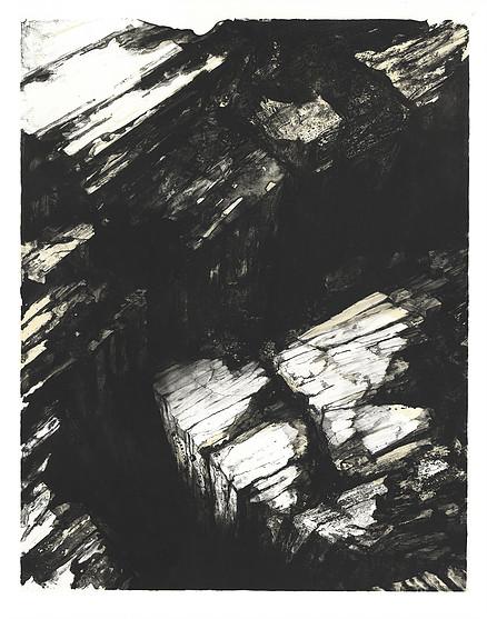 Hommage to Danté's Inferno - 2017 - 70x88 cm